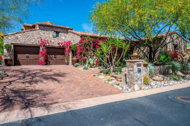 10180 E Desert Sage Drive, Scottsdale, AZ 85255 (MLS #6228249) :: West Desert Group | HomeSmart