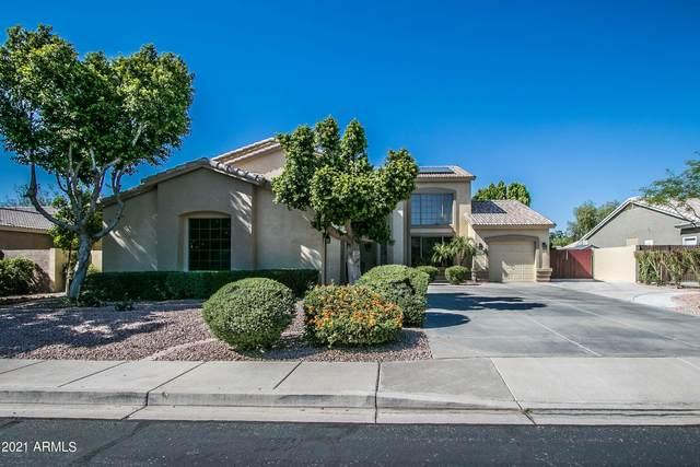 1806 E Kenwood Street, Mesa, AZ 85203 (MLS #6228252) :: Howe Realty