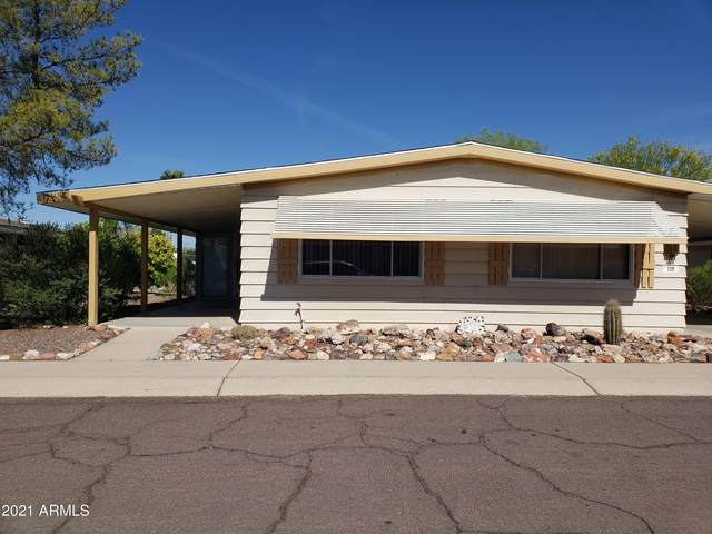 2501 W Wickenburg Way #139, Wickenburg, AZ 85390 (#6228270) :: Luxury Group - Realty Executives Arizona Properties