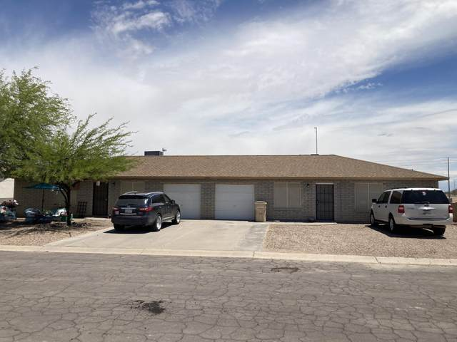 15833 S Yava Road, Arizona City, AZ 85123 (MLS #6228313) :: The Dobbins Team
