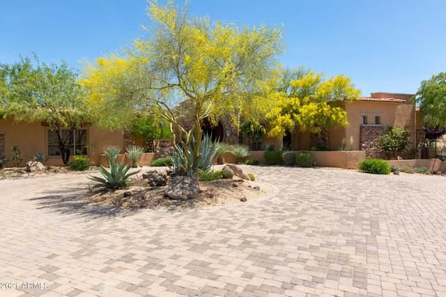 12164 E Chama Road, Scottsdale, AZ 85255 (#6228314) :: AZ Power Team