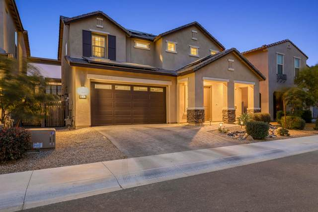 6638 E Rose Marie Lane, Phoenix, AZ 85054 (MLS #6228327) :: The Laughton Team
