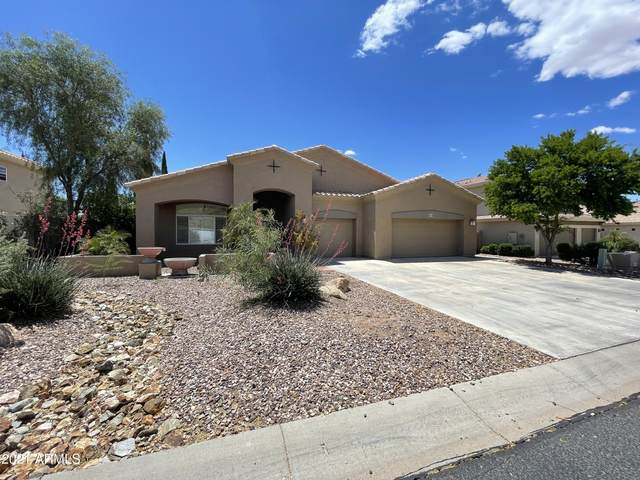 9591 W Bajada Road, Peoria, AZ 85383 (MLS #6228338) :: The Luna Team