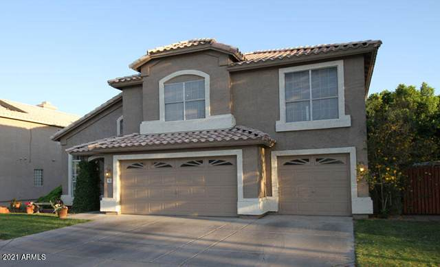 1023 E Sheffield Avenue, Chandler, AZ 85225 (MLS #6228343) :: Arizona 1 Real Estate Team