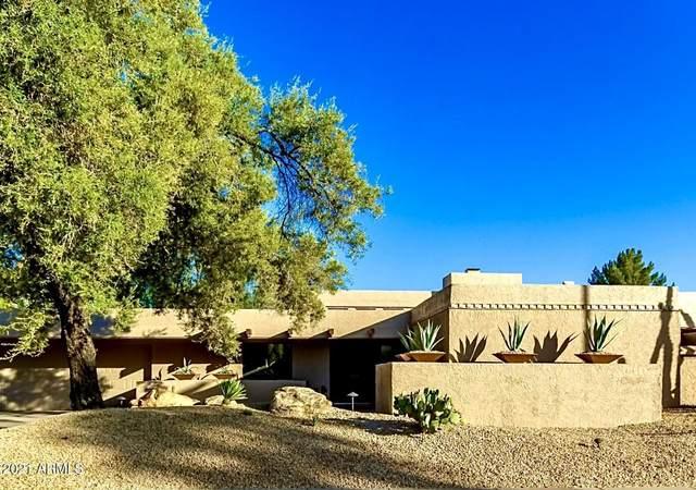 8101 E Del Tiburon Drive, Scottsdale, AZ 85258 (MLS #6228350) :: Yost Realty Group at RE/MAX Casa Grande