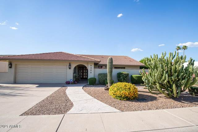 8608 E Via Del Palacio, Scottsdale, AZ 85258 (MLS #6228355) :: Yost Realty Group at RE/MAX Casa Grande