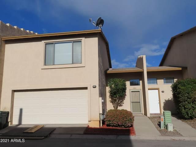 1288 Leon Way, Sierra Vista, AZ 85635 (MLS #6228358) :: Kepple Real Estate Group