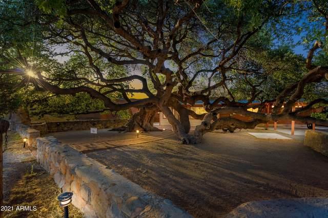 1375 E Ramsey Canyon Road, Sierra Vista, AZ 85650 (MLS #6228395) :: Yost Realty Group at RE/MAX Casa Grande