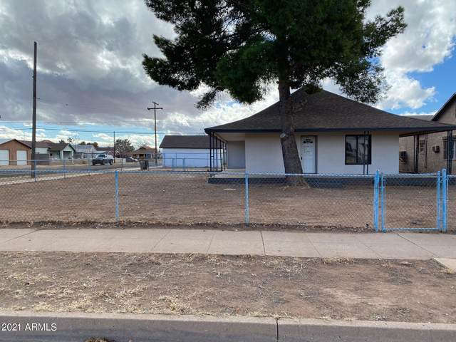953 E 14TH Street, Douglas, AZ 85607 (MLS #6228397) :: Yost Realty Group at RE/MAX Casa Grande