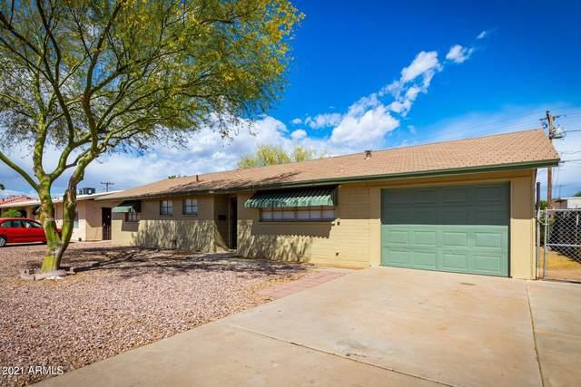 1007 N Los Robles Drive, Goodyear, AZ 85338 (#6228422) :: The Josh Berkley Team