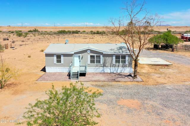 18040 W Banning Street, Casa Grande, AZ 85193 (MLS #6228437) :: The Dobbins Team