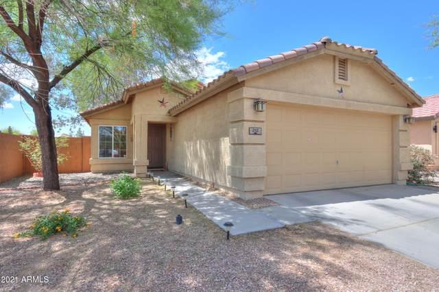 212 S 15TH Street, Coolidge, AZ 85128 (MLS #6228442) :: The Luna Team