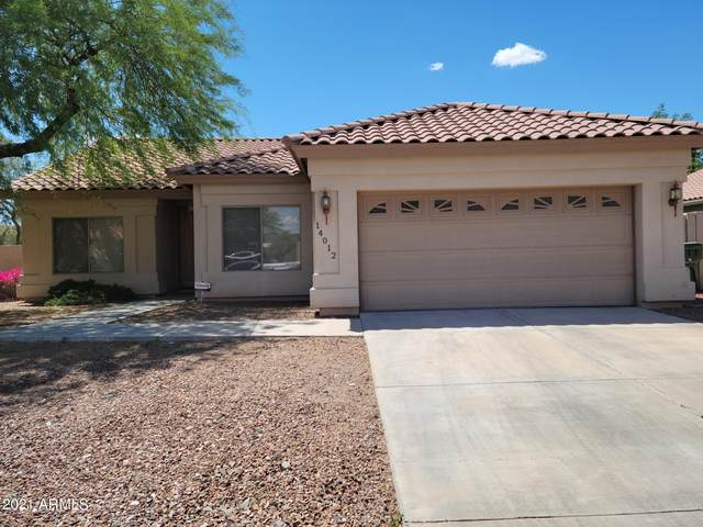 14012 N 10TH Place, Phoenix, AZ 85022 (MLS #6228456) :: The Luna Team