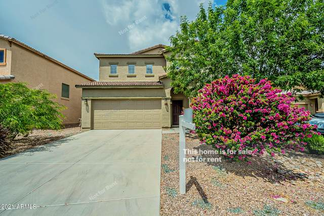 3628 W Wayne Lane, Anthem, AZ 85086 (MLS #6228464) :: Balboa Realty