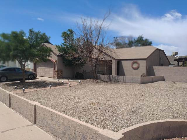 6060 W Caribe Lane, Glendale, AZ 85306 (MLS #6228489) :: Yost Realty Group at RE/MAX Casa Grande