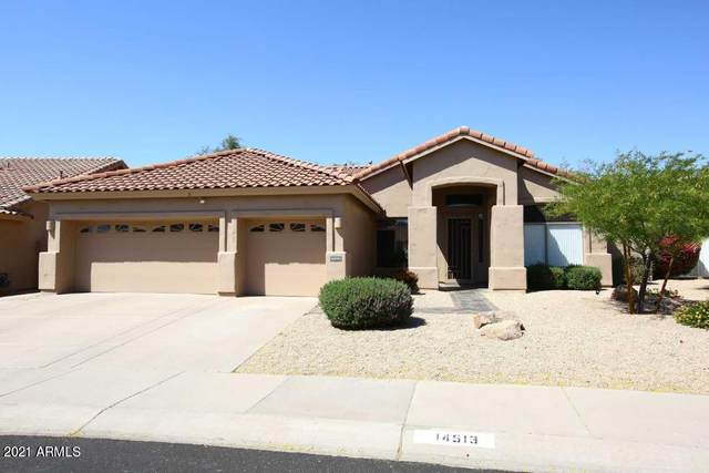 14513 N 99TH Street, Scottsdale, AZ 85260 (MLS #6228491) :: Kepple Real Estate Group