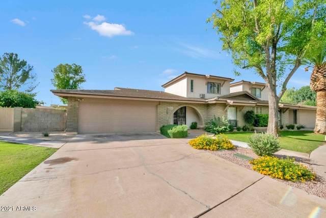 8431 E Via De Viva, Scottsdale, AZ 85258 (MLS #6228504) :: Executive Realty Advisors