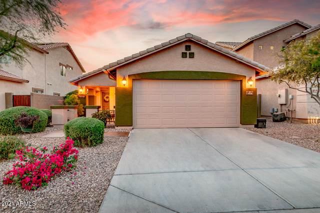 1858 S 216TH Lane, Buckeye, AZ 85326 (MLS #6228507) :: Yost Realty Group at RE/MAX Casa Grande