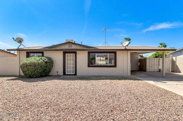 424 N 111TH Way, Mesa, AZ 85207 (MLS #6228531) :: Yost Realty Group at RE/MAX Casa Grande