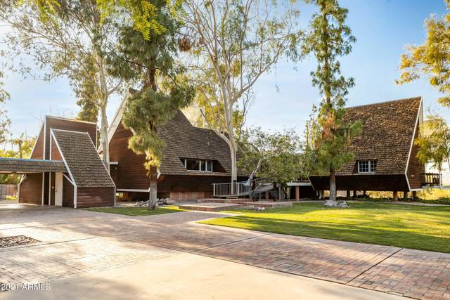 2550 N Ridge Circle, Mesa, AZ 85203 (MLS #6228532) :: Yost Realty Group at RE/MAX Casa Grande