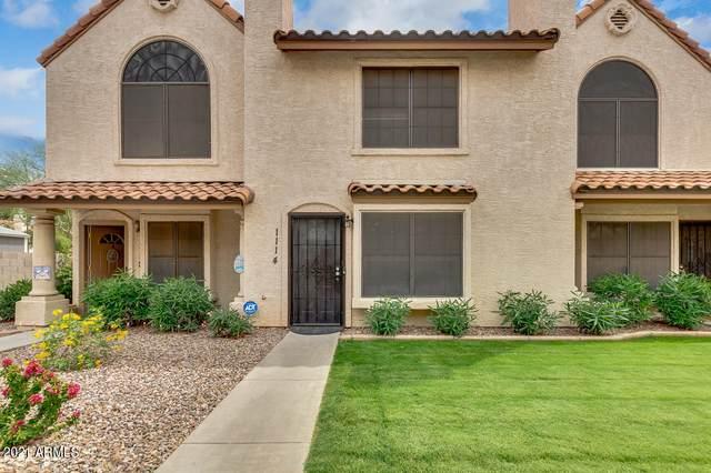 921 W University Drive #1114, Mesa, AZ 85201 (MLS #6228562) :: Yost Realty Group at RE/MAX Casa Grande