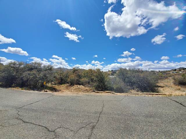 18290 S Niblick Drive, Peeples Valley, AZ 86332 (MLS #6228581) :: The Riddle Group