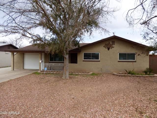 3658 W Lawrence Lane, Phoenix, AZ 85051 (MLS #6228585) :: The Riddle Group