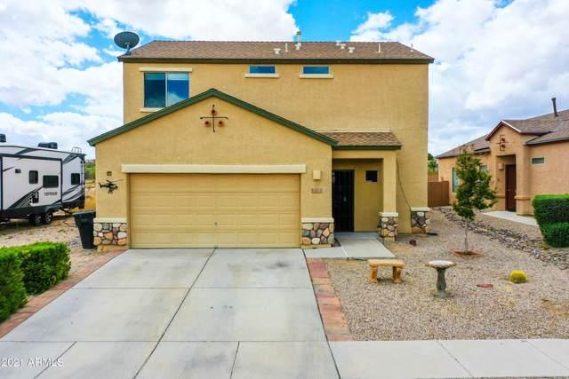 415 W Hickory Road, Benson, AZ 85602 (MLS #6228586) :: Yost Realty Group at RE/MAX Casa Grande