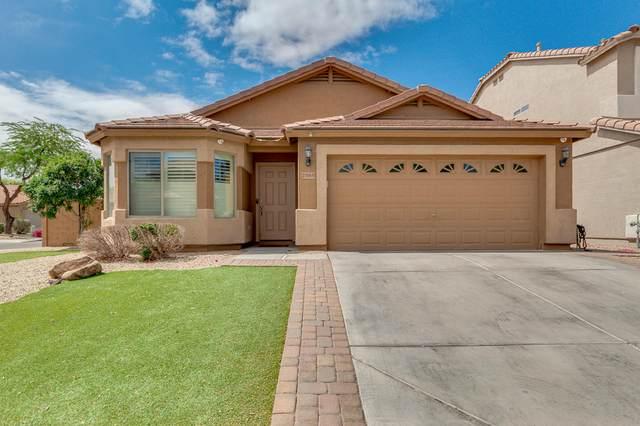 2585 W Jasper Butte Drive, Queen Creek, AZ 85142 (MLS #6228589) :: The Luna Team