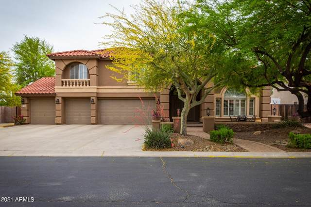 9515 W Running Deer Trail, Peoria, AZ 85383 (MLS #6228615) :: Yost Realty Group at RE/MAX Casa Grande