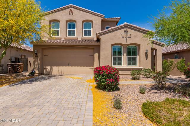 32096 N 132ND Drive, Peoria, AZ 85383 (MLS #6228618) :: The Laughton Team