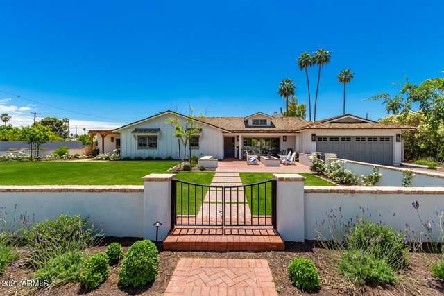 6045 E Calle Del Paisano, Scottsdale, AZ 85251 (MLS #6228622) :: Yost Realty Group at RE/MAX Casa Grande