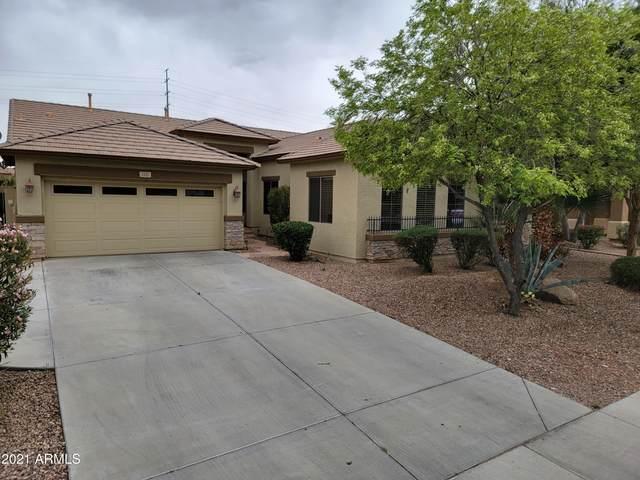 1281 E Baranca Road, Gilbert, AZ 85297 (MLS #6228626) :: Yost Realty Group at RE/MAX Casa Grande