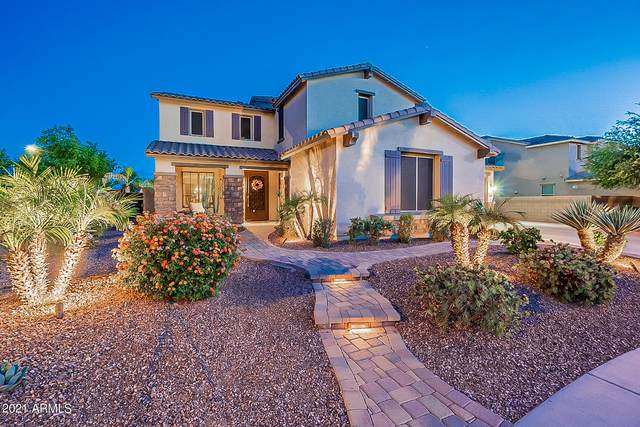 13 W Crescent Way, Chandler, AZ 85248 (MLS #6228627) :: Yost Realty Group at RE/MAX Casa Grande