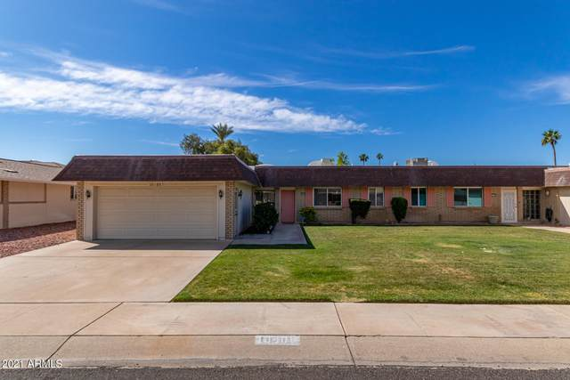 10408 W Tropicana Circle, Sun City, AZ 85351 (MLS #6228654) :: ASAP Realty