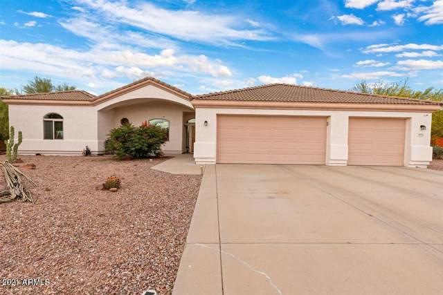 5934 E 22ND Avenue, Apache Junction, AZ 85119 (MLS #6228661) :: The Riddle Group