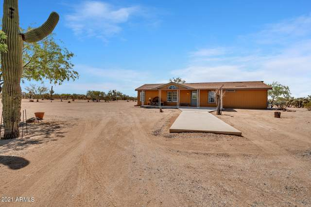 23485 E Logan Boulevard, Florence, AZ 85132 (MLS #6228663) :: The Luna Team