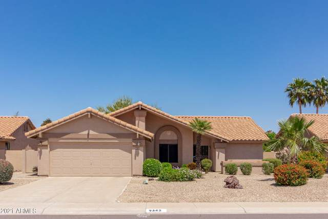 9342 W Escuda Drive, Peoria, AZ 85382 (MLS #6228669) :: Yost Realty Group at RE/MAX Casa Grande