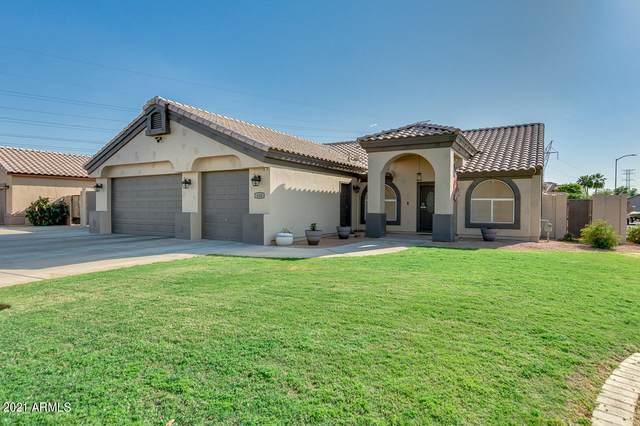 614 N Almar Circle, Mesa, AZ 85213 (MLS #6228680) :: My Home Group