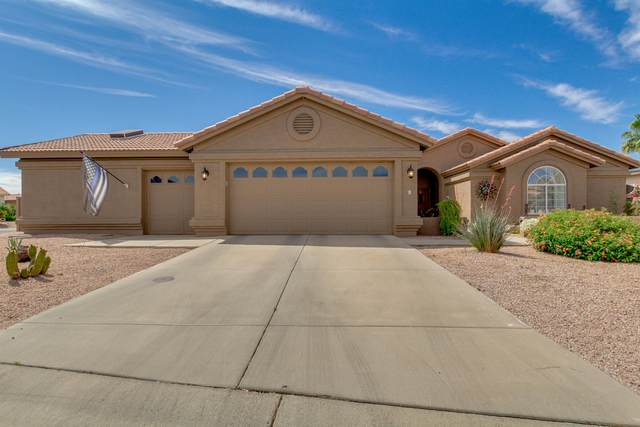 10909 E Watford Drive, Sun Lakes, AZ 85248 (MLS #6228684) :: Midland Real Estate Alliance