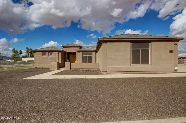6318 N 175TH Lane, Waddell, AZ 85355 (MLS #6228693) :: RE/MAX Desert Showcase