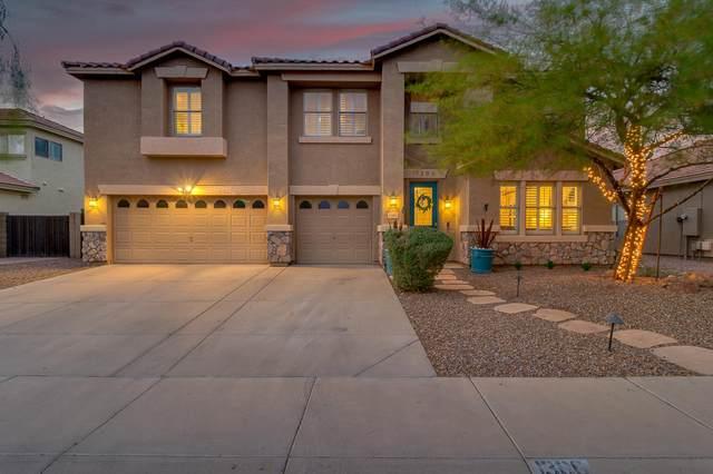 1306 E Pedro Road, Phoenix, AZ 85042 (MLS #6228698) :: Yost Realty Group at RE/MAX Casa Grande