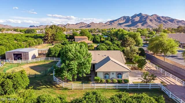 18005 E San Tan Boulevard, Queen Creek, AZ 85142 (MLS #6228707) :: Yost Realty Group at RE/MAX Casa Grande