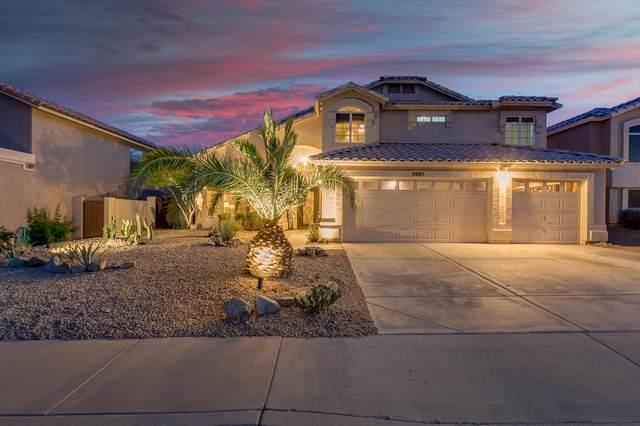 2407 E Taxidea Way, Phoenix, AZ 85048 (MLS #6228720) :: Yost Realty Group at RE/MAX Casa Grande