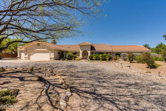 4250 S Hohokam Drive, Sierra Vista, AZ 85650 (MLS #6228721) :: Yost Realty Group at RE/MAX Casa Grande