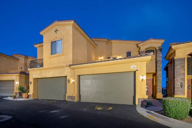 19226 N Cave Creek Road #114, Phoenix, AZ 85024 (MLS #6228737) :: ASAP Realty