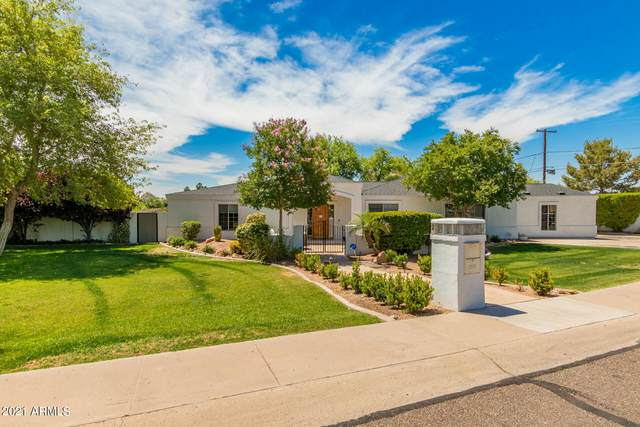 5555 E Monterosa Street, Phoenix, AZ 85018 (MLS #6228757) :: The Riddle Group