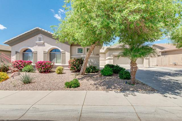 2952 E Winged Foot Drive, Chandler, AZ 85249 (#6228765) :: The Josh Berkley Team