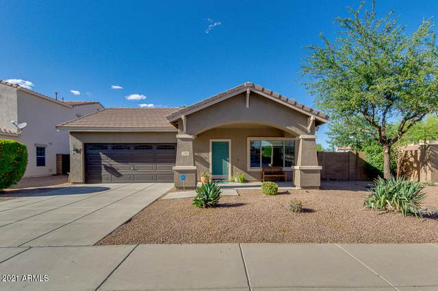 1290 E Canyon Creek Drive, Gilbert, AZ 85295 (MLS #6228786) :: The Luna Team