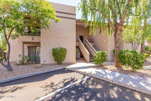 9460 N 92ND Street #120, Scottsdale, AZ 85258 (MLS #6228793) :: The Riddle Group